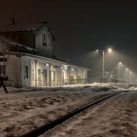 Prázdný nádraží