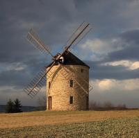 Jarní mlýn