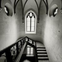 Tajemné schodiště