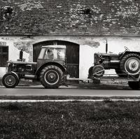 Jedeme na traktorový sraz...