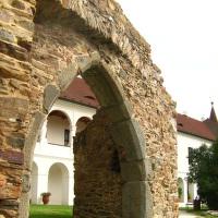 Velhartický hrad.