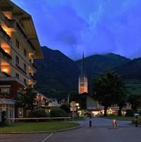 Městečko v Alpách