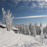 Jizerská zima