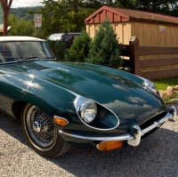 Jaguar E Type ´68 mark II