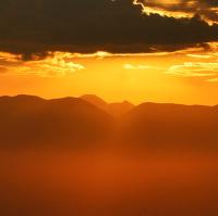 Peloponeské pohoří zrána