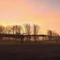 Den se probouzí-Dolní oblast Vítkovic