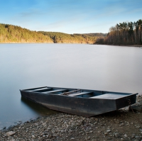 Hněvkovická přehrada III ...