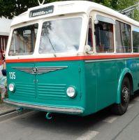 Trolejbus-veterán