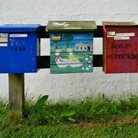 Švédská pošta
