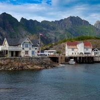 Rybářské vesničky