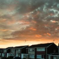 Northumberlandský východ slunce