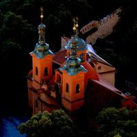 Kostel sv. Vavřínce