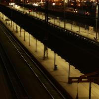 nádraží v PM