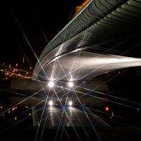 Trojský most zespodu
