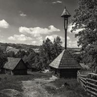 Před 100 lety - Valašská dědina, Rožnov
