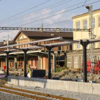 Rekonstrukce stanice Český Těšín