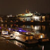 Pražský hrad z trochu jiného úhlu