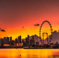 Ohnivý Singapur