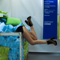 Skandál v IKEA VII.