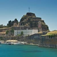 Stará pevnost v Kerkyře