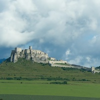 Spišský hrad...