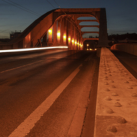 Na mostě