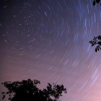 V noci od nás ze zahrady