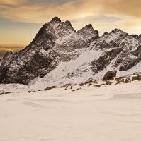 Svítání nad Malou studenou dolinou 2...