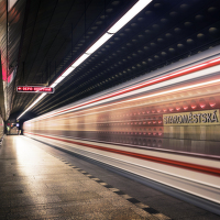Ranní metro