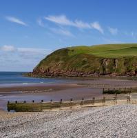 St. Bees Beach Cumbria