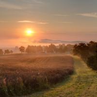 Letní svítání