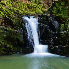 Vodopád u Smilova