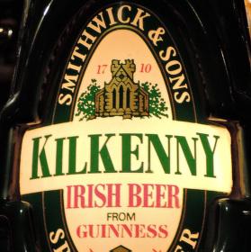 Irish Kilkenny Beer