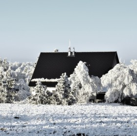 Zima...