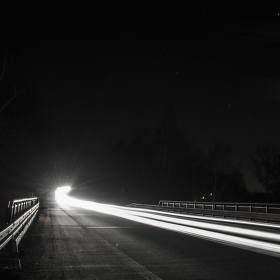 Noční projížďka
