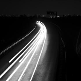 Světla dálnice