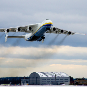 AN-225 Mrija