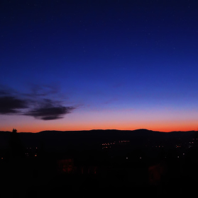 Pred svitaním
