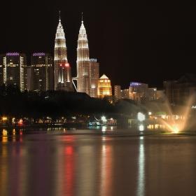 Petronas Towers - Kuala Lumpur