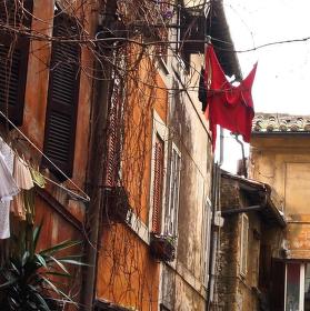 Římská ulička