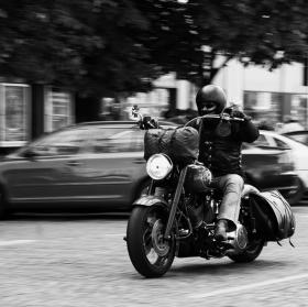 Harley panning