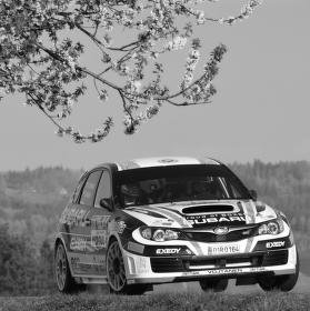 Rally Šumava 2015