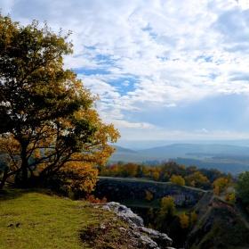 podzimní lomy na dolní Berounce