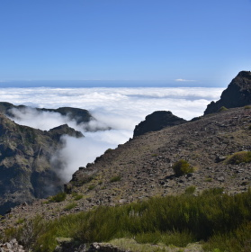 Madeira jako z letadla