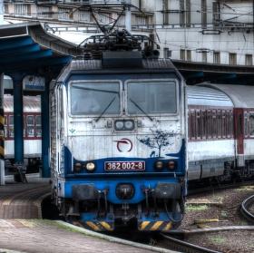 """""""Krása"""" železničnej stanice hlavného mesta"""