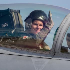 """F/A-18 - Julien """"Teddy"""" Meister"""