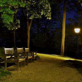 Letní noc na Špilasu