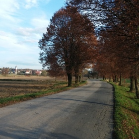 Podzim Nova Ves nad Ondrejnici