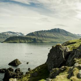 Islandské fjordy