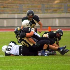 Silverbowl: Stallions vs. Steelers